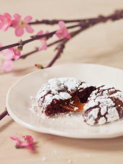 Karamell cookiesDONE