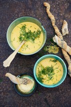S 10 gulrot og ingefær suppe-2DONEM (1)