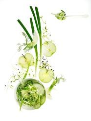 s 11 Kremete sprø grønnsakerDONEM
