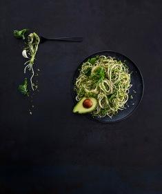 S 13 Spaghetti m avocadoDONEM